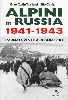 Tegliowinterrun.it Alpini in Russia 1941-1943. L'armata vestita di ghiaccio Image