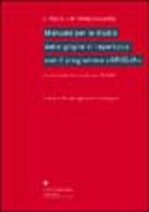 Manuale per lo studio delle griglie di repertorio con il programma «Griglia». Con floppy disk
