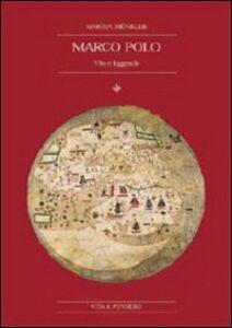 Foto Cover di Marco Polo. Vita e leggenda, Libro di Marina Munkler, edito da Vita e Pensiero