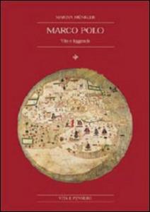 Libro Marco Polo. Vita e leggenda Marina Munkler