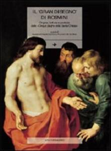 Amatigota.it Il «gran disegno» di Rosmini. Origine, fortuna e profezia delle «Cinque piaghe della santa Chiesa» Image