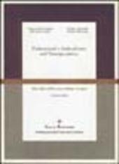 Federazioni e federalismo nell'Europa antica. Atti del Congresso internazionale (Bergamo, 21-25 settembre 1992)