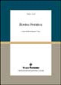 Libro Doctus Horatius. Atti del Convegno di studi per Virginio Cremona (Brescia, 9-10 febbraio 1995)