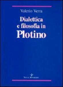 Dialettica e filosofia in Plotino