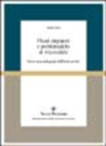Foto Cover di Flussi migratori e problematiche di vita sociale. Verso una pedagogia dell'intercultura, Libro di Paola Dusi, edito da Vita e Pensiero