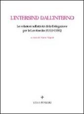 L' Intersind dall'interno. Le relazioni sull'attività della Delegazione per la Lombardia (1959-1996)