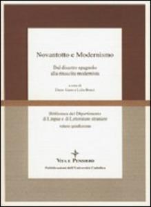 Libro Novantotto e il modernismo. Dal disastro spagnolo alla rinascita modernista