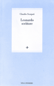 Libro Leonardo scrittore Claudio Scarpati