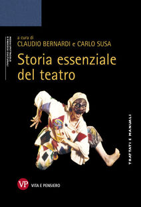 Libro Storia essenziale del teatro