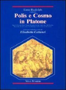 Foto Cover di Polis e cosmo in Platone, Libro di  edito da Vita e Pensiero