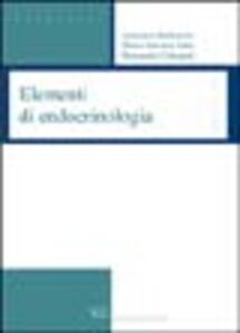 Elementi di endocrinologia