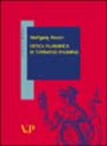 Libro L' etica filosofica di Tommaso d'Aquino Wolfgang Kluxen