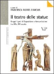 Radiosenisenews.it Il teatro delle statue. Gruppi lignei di Deposizione e Annunciazione tra XII e XIII secolo Image