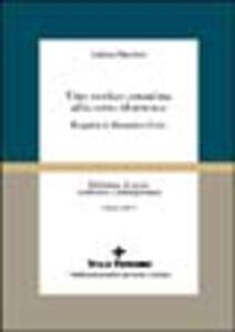 Libro Uno storico umanista alla corte sforzesca. Biografia di Bernardino Corio Stefano Meschini