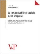 La responsabilità sociale delle imprese