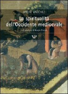 Vitalitart.it La spiritualità dell'Occidente medioevale Image