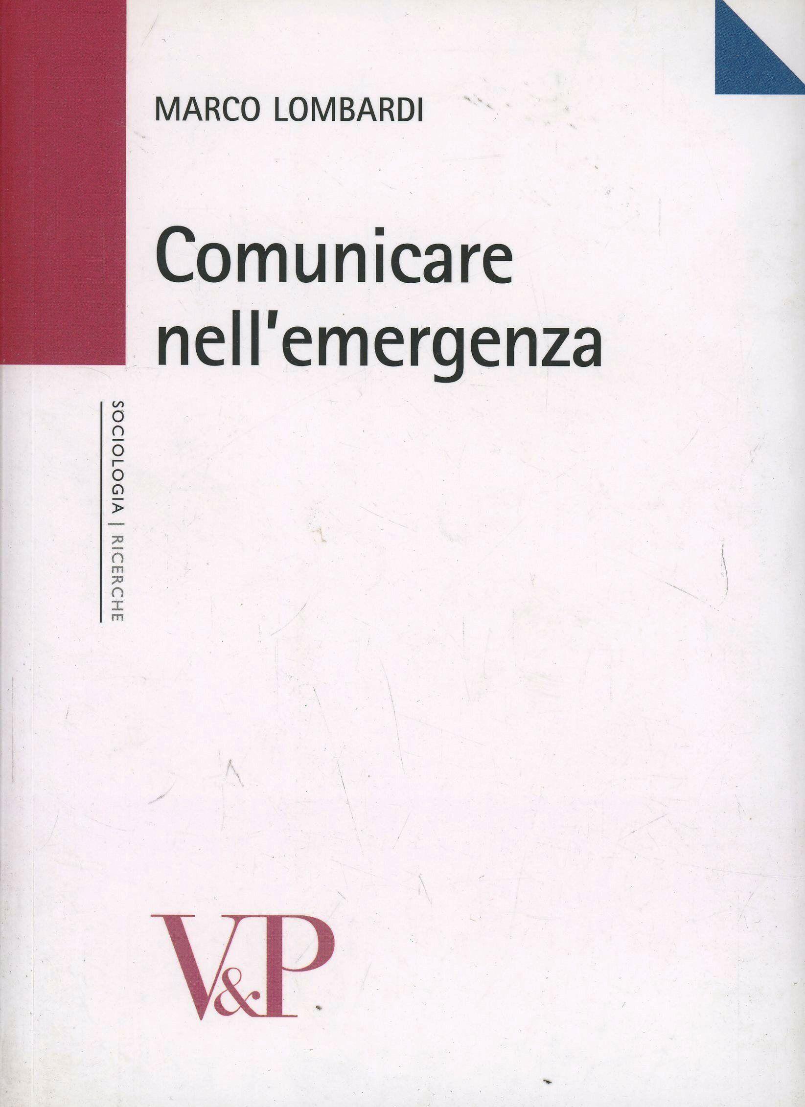 Comunicare nell'emergenza
