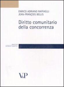 Diritto comunitario della concorrenza