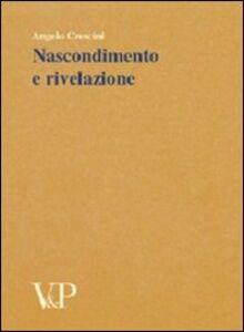 Metafisica e storia della metafisica. Vol. 29: Nascondimento e rivelazione.