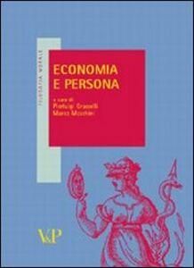 Foto Cover di Economia e persona, Libro di  edito da Vita e Pensiero
