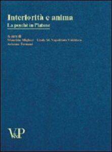 Libro Interiorità e anima. La psychè in Platone