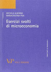 Esercizi svolti di microeconomia