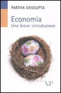 Economia. Una breve introduzione