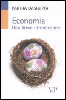 Recuperandoiltempo.it Economia. Una breve introduzione Image