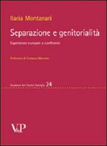 Separazione e genitorialità. Esperienze europee a confronto