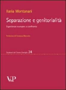 Milanospringparade.it Separazione e genitorialità. Esperienze europee a confronto Image