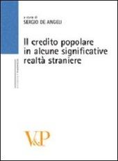 Il credito popolare in alcune significative realtà straniere