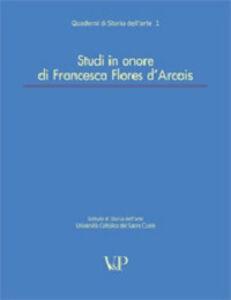 Foto Cover di Studi in onore di Francesca Flores d'Arcais, Libro di  edito da Vita e Pensiero