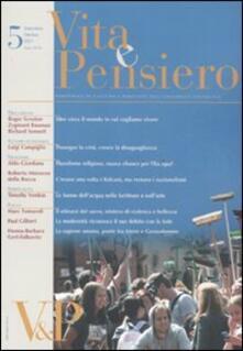 Aboutschuster.de Vita e pensiero (2011). Vol. 5 Image