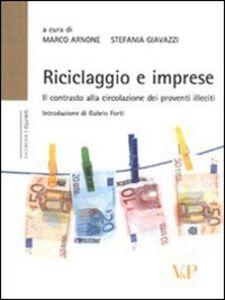 Libro Riciclaggio e imprese. Il contrasto alla circolazione dei proventi illeciti