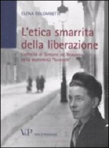 Osteriacasadimare.it L' etica smarrita della liberazione. L'eredità di Simone de Beauvoir nella maternità «biotech» Image