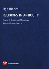 Religions in antiquity. Vol. 2: Gnostica et manichaica.