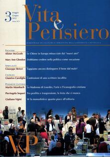 Vita e pensiero (2012). Vol. 3
