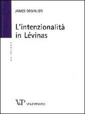 L' intenzionalità in Lévinas