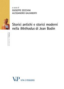Libro Storici antichi e storici moderni nella «Methodus» di Jean Bodin