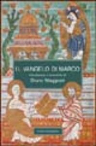 Foto Cover di Il Vangelo di Marco, Libro di  edito da Vita e Pensiero