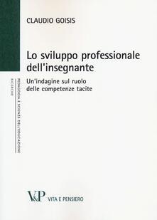Premioquesti.it Lo sviluppo professionale dell'insegnante. Un'indagine sul ruolo delle competenze tacite Image