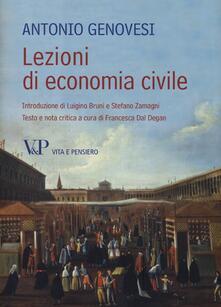 Nicocaradonna.it Lezioni di economia civile Image
