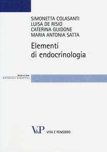 Libro Elementi di endocrinologia