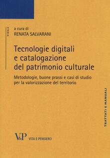 Listadelpopolo.it Tecnologie digitali e catalogazione del patrimonio culturale. Metodologie, buone prassi e casi di studio per la valorizzazione del territorio Image