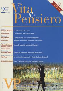 Antondemarirreguera.es Vita e pensiero (2014). Vol. 2 Image