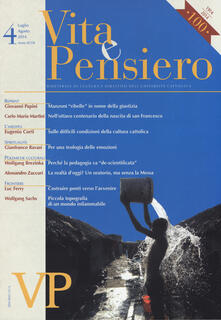 Camfeed.it Vita e pensiero (2014). Vol. 4 Image