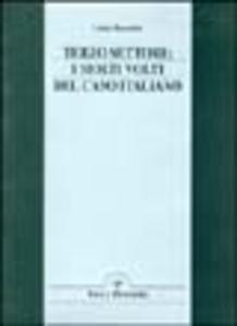 Libro Terzo settore: i molti volti del caso italiano Lucia Boccacin