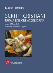Libro Scritti cristiani Mario Pomilio