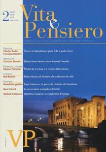 Vita e pensiero (2015). Vol. 2 - copertina
