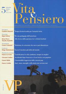 Listadelpopolo.it Vita e pensiero (2015). Vol. 5 Image